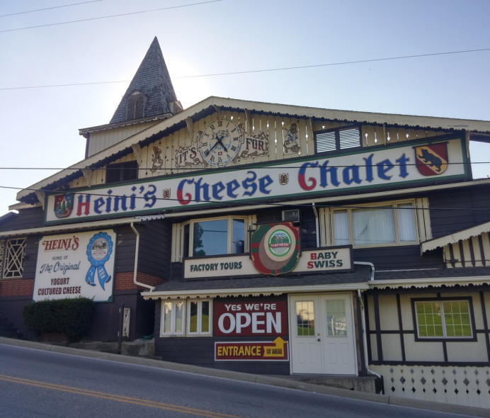 Heini's Cheese Chalet